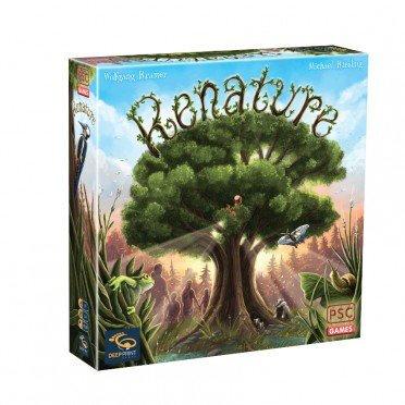Boutique jeux de société - Pontivy - morbihan - ludis factory - Renature