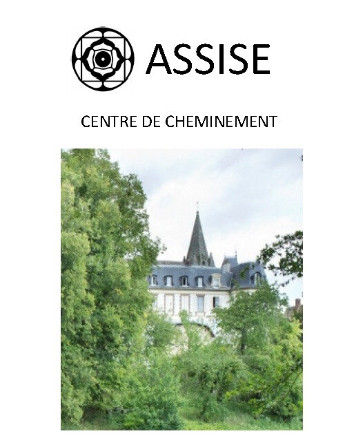 Assise _ centre de cheminement