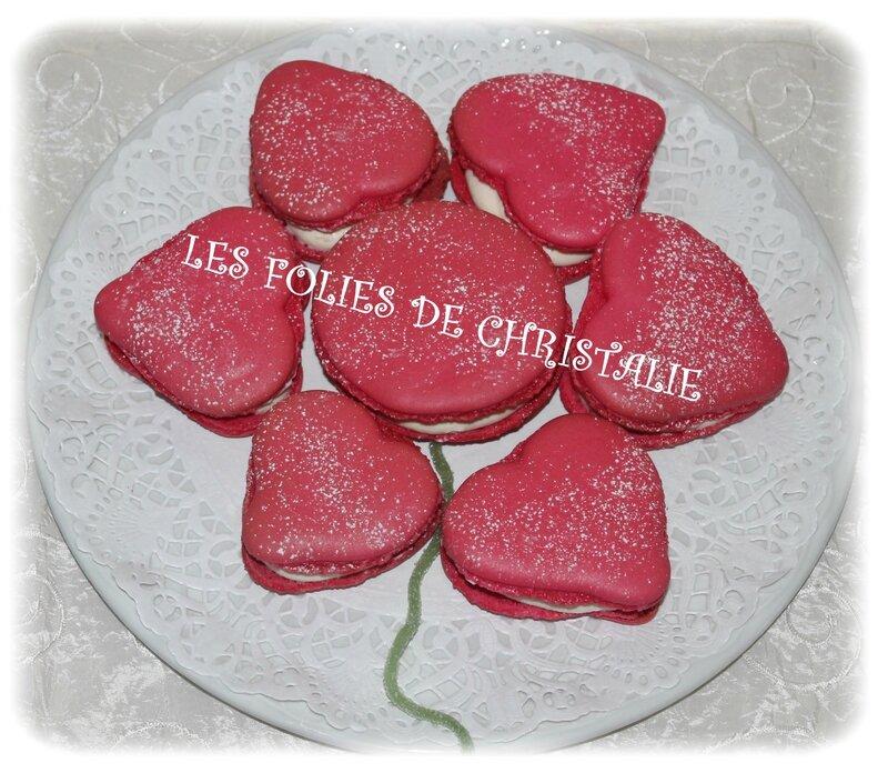 Saint Valentin's macaron 14