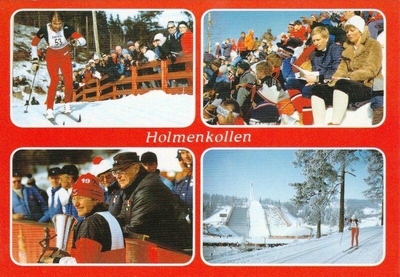 CPM Holmenkollen Norvège
