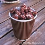 popcorn chocolat