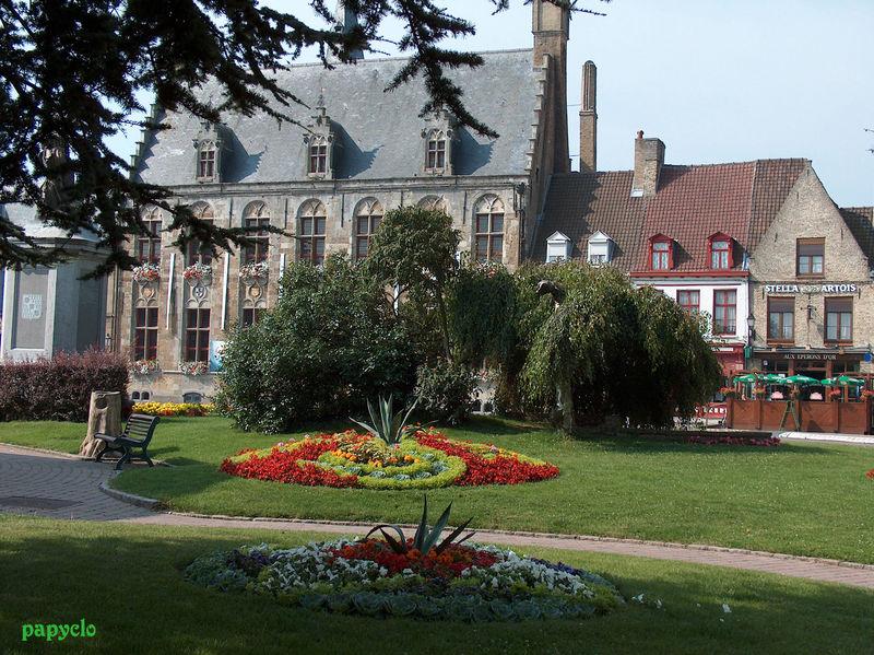 jardins place du général de Gaulle