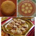 Macarons aux épices et foie gras