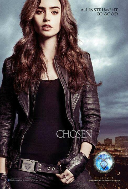 Poster Promo CLARY