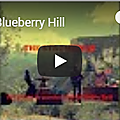 Blueberry hill (partition - sheet music)