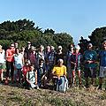 707 Rando Tour de l'Ile du 27/07/19