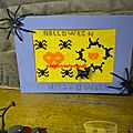 GB 195_carte Halloween par Fanfan45