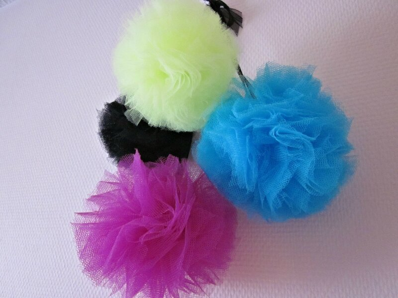 pompons tulle 003