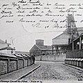 Carte postale Cuesmes - puits 14
