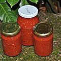 Coulis de tomates fraîches #vegan (option tofu bolognaise)