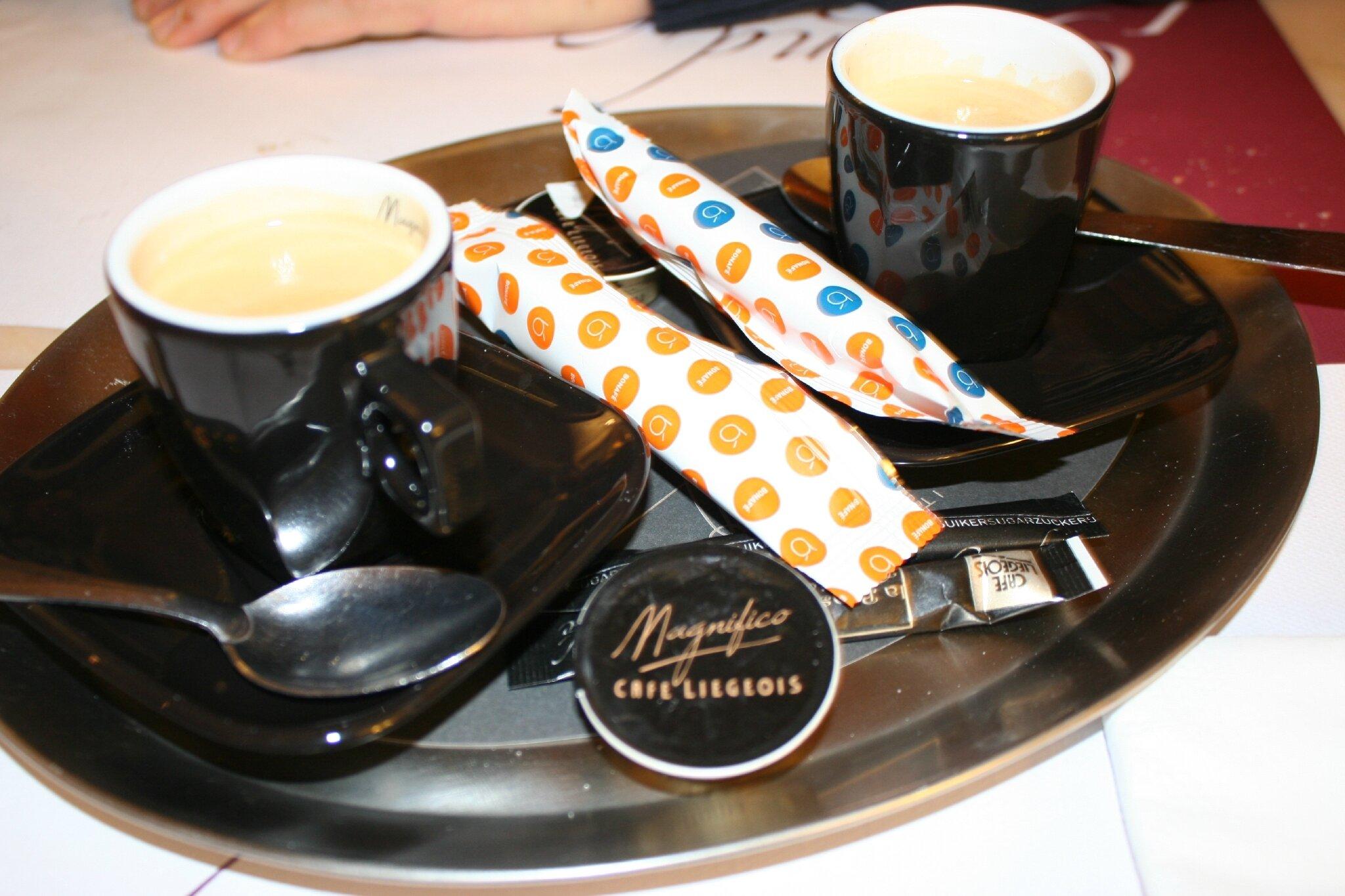 Bruxelles - Le Grand Café