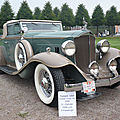 PACKARD Light Eight Model 900 coupé roadster 1932 Schwetzingen (1)