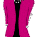 Cruella loves pink !