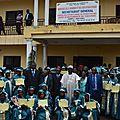 53 apprenants du centre multifonctionnel de promotion des jeunes de référence de yaoundé prêt à l'emploi