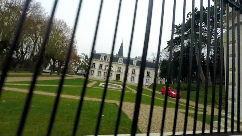 ChocoTrail d'Hardricourt 2015 - 2 - Château d'Hardricourt