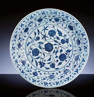 Ming Blue And White Porcelains Chenghua Yongle Amp Xuande