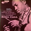 Hank Mobley - 1960 - Roll Call (Blue Note)