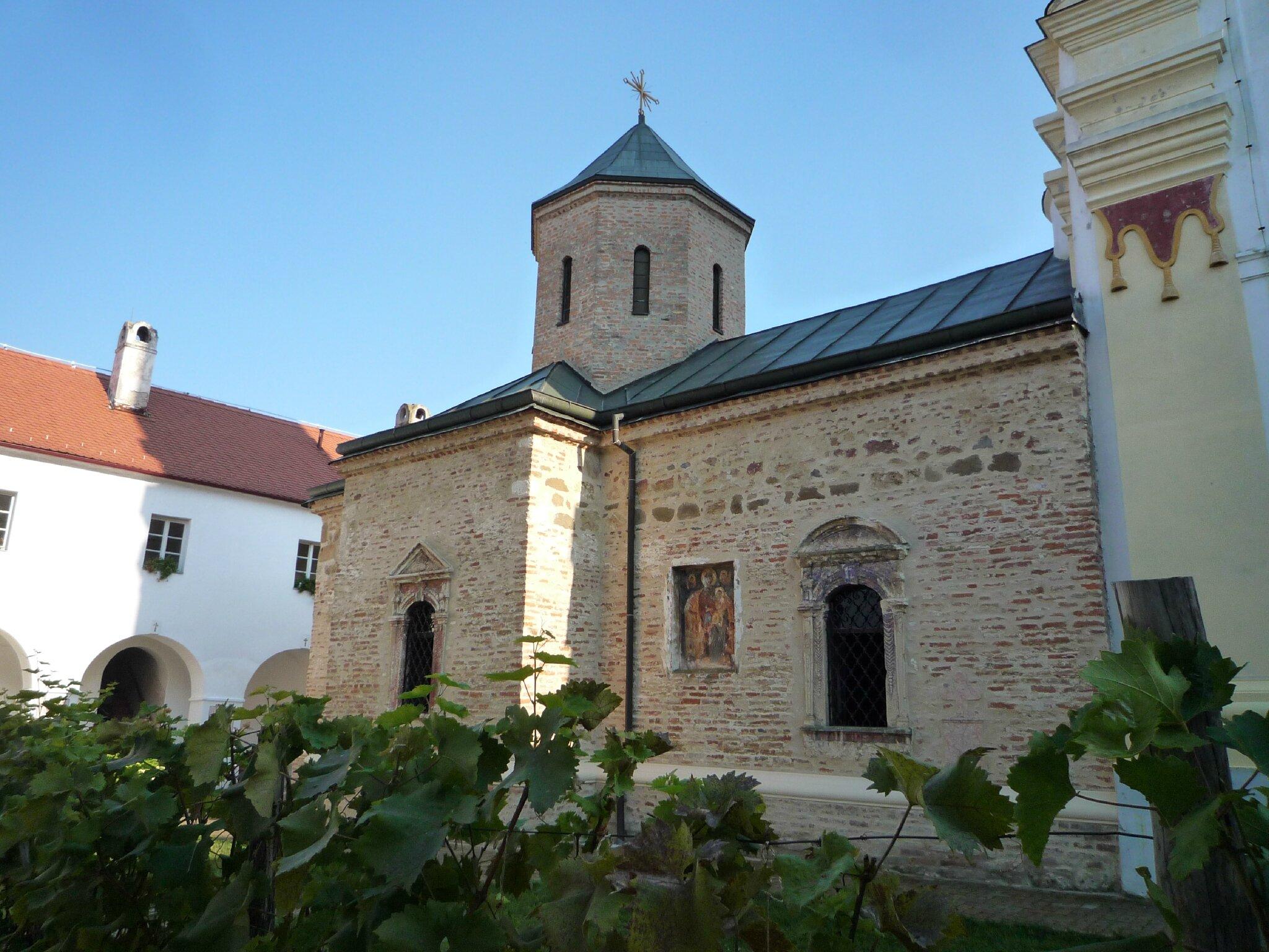 Fruska Gora, Monastère de Krušedol,