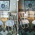 Chevets -chaises - VENDUS