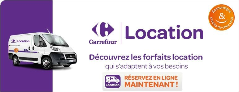 location carrefour