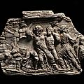 Mayfair dealers charles ede to unveil rare 2nd-3rd century ad roman ivory relief at tefaf maastricht