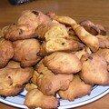 Biscuits moelleux au potiron et au chocolat