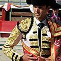 Béziers 2013 - le novillero cayetano ortiz récompensé