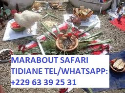LES GRANDS BAINS VODOUN SORCIER DU GRAND MAITRE MARABOUT GANDAHO SAFARI TIDIANE TEL/WHATSAPP: +229-63-39-25-31