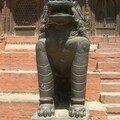 Durbar Square, Kathmandou