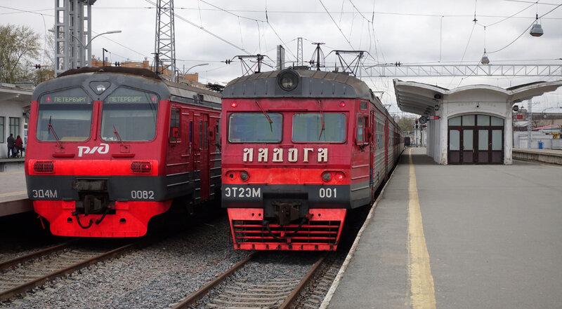 Gare de Finlande 2