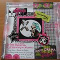Usagi version scrapbooking