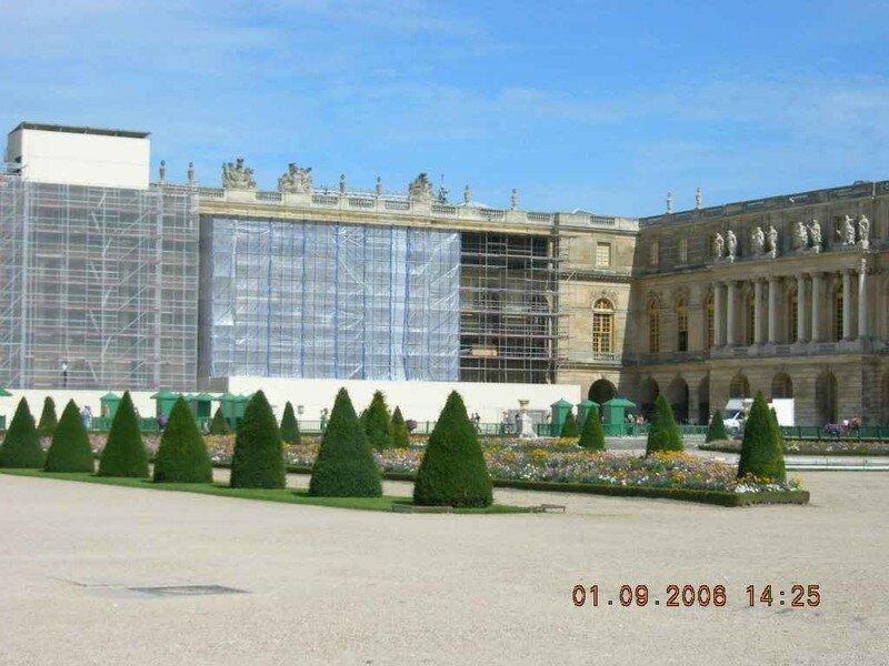 2006-09-01 - Visite de Versailles 50