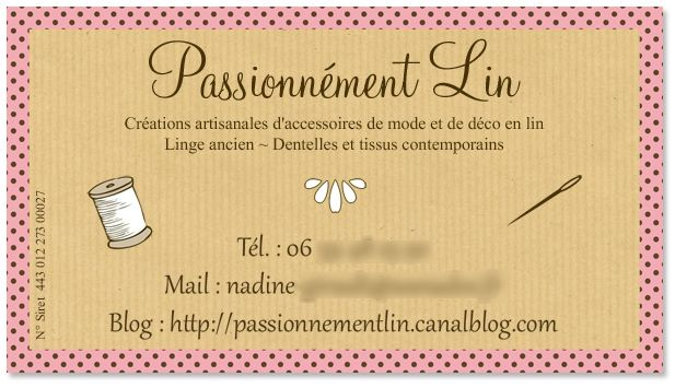 Carte De Visite Des Stickers