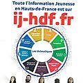 L'information jeunesse en hauts-de-france c'est sur www.ij-hdf.fr