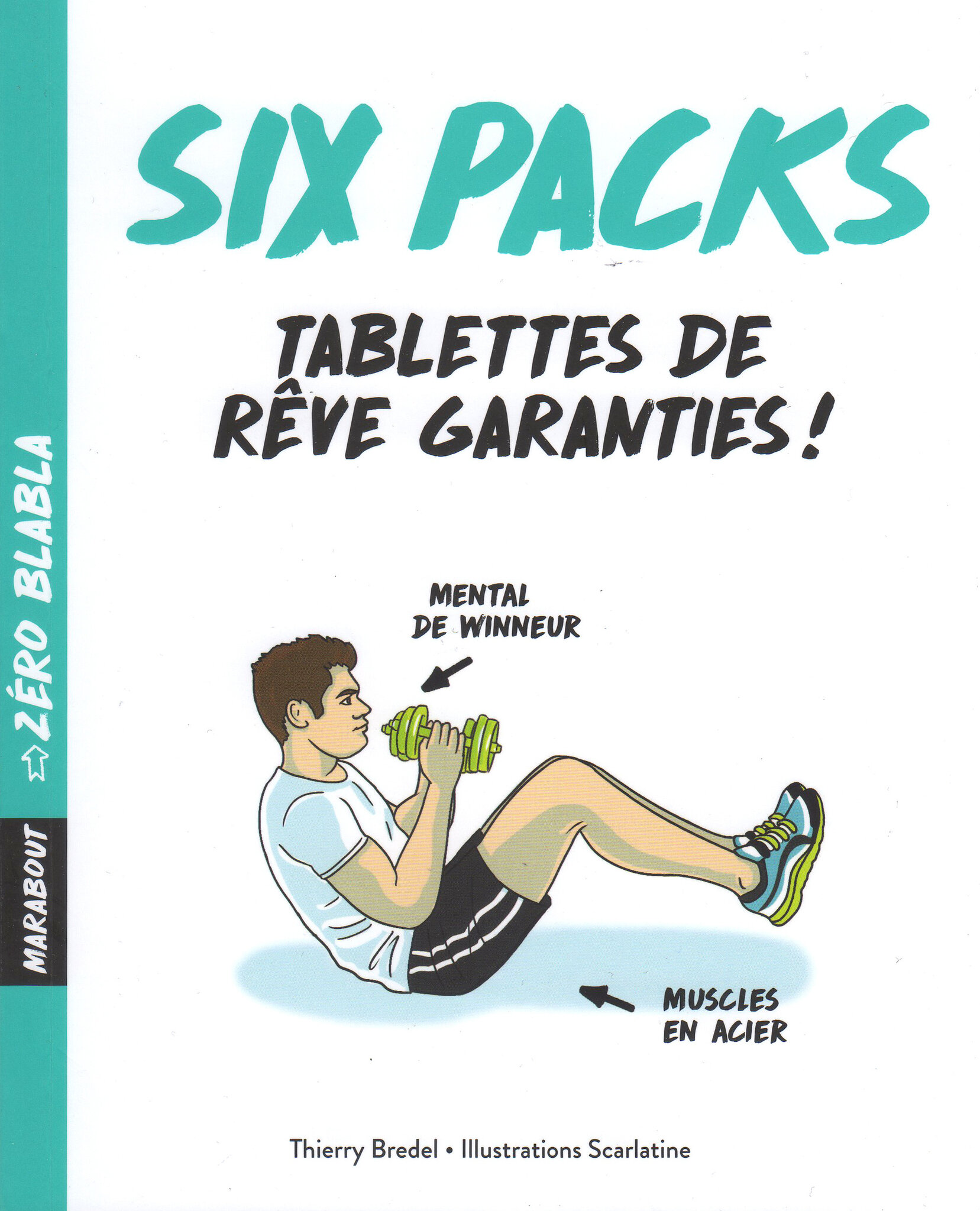 Couverture 6 packs Marabout