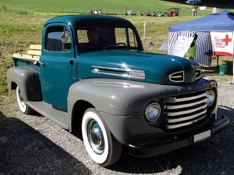 Ford F-1 pickup 1948-1950-01