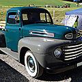 Ford f-1 pickup 1948-1950