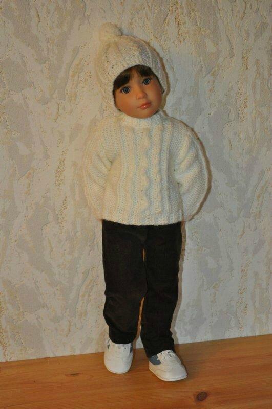 Alister - poupée Kidz'n Cats - 46 cm