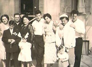 famille 1955