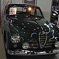 Epoqu'auto vh 2013 alfa- romeo 1900 barline abarth 1951