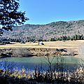 Lac du mariet avant la neige
