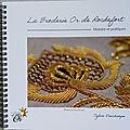 Livre La Broderie Or de Rochefort, Histoire et Pratiques