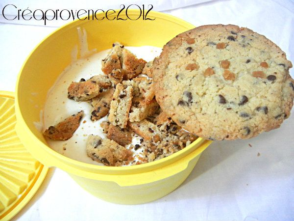 glace cookies