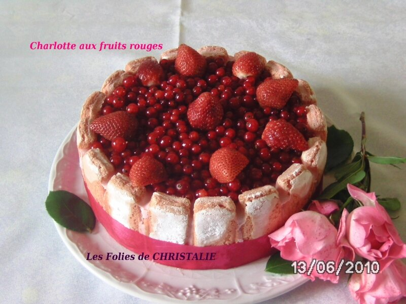 charlotte aux fruits rouges 7