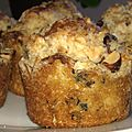 Tuesdays with dorie – buttermilk crumb muffins.