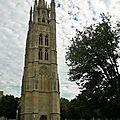 La Tour Pey Berland dominant la Cathédrale Saint-André