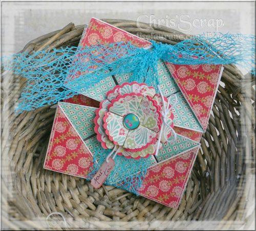 carte serviette