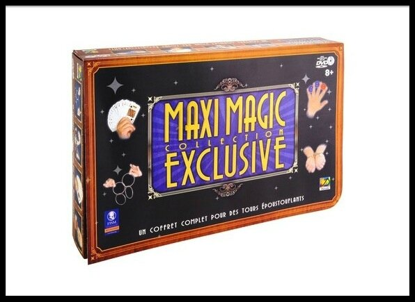 jeux ducale maxi magic collection exclusive 2