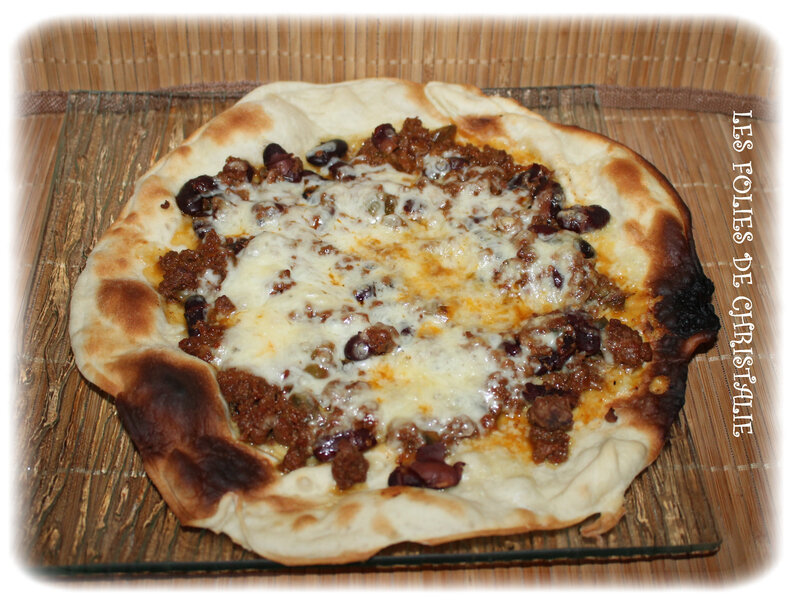 Pizza chili 5