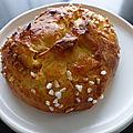 Mouna ou mona, brioche de pâques